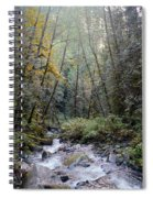 Wallace River Spiral Notebook