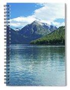 Wallowa Lake Oregon Spiral Notebook