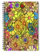 Wallpaper 1972 Spiral Notebook