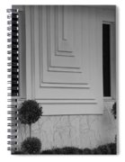Walls And Windows Spiral Notebook