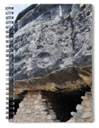 Walnut Canyon National Monument Cliff Dwellings Spiral Notebook