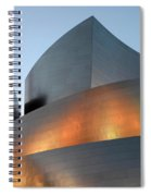 Walt Disney Concert Hall 19 Spiral Notebook