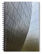 Walt Disney Concert Hall 4 Spiral Notebook