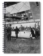 Walter Wellman (1858-1934) Spiral Notebook