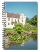 Wanas Castle Duck Pond Spiral Notebook