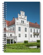 Wanas Castle Front Spiral Notebook