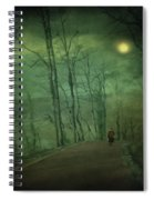 Wanderer Spiral Notebook