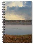 Wando River Landscape Spiral Notebook