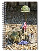 War Dogs Sacrifice Spiral Notebook