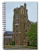 War Memorial Lyon Hall Cornell University Ithaca New York 03 Spiral Notebook