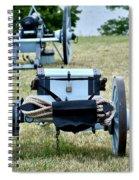 War Of 1812 Spiral Notebook