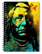 War Paint Spiral Notebook