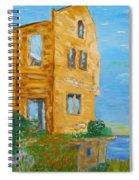 Warden's House Spiral Notebook