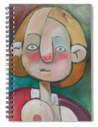 Wardrobe Malfunction Spiral Notebook
