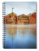 Warehouses Spiral Notebook