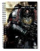 Warhammer Spiral Notebook