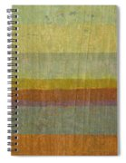 Warm Colors 12 Spiral Notebook