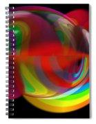 Warm Jelly Spiral Notebook