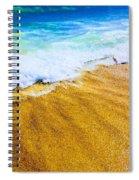 Warm Sand Spiral Notebook