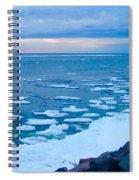 Warming Waters 2 Spiral Notebook