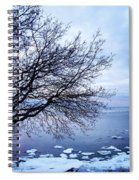 Warming Waters  Spiral Notebook