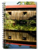 Warner Covered Bridge Spiral Notebook