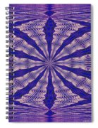 Warped Minds Eye Spiral Notebook