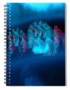 Warped Speed Spiral Notebook