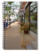 Warren Street 2 Spiral Notebook