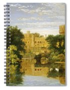Warwick Castle Spiral Notebook