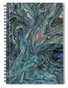 Washed Away Spiral Notebook