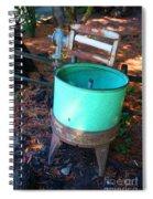 Washed Up Spiral Notebook