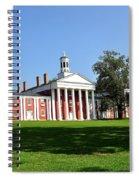 Washington And Lee Spiral Notebook