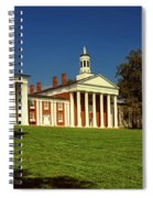 Washington And Lee University Spiral Notebook