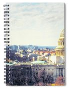 Washington Dc Building 9i8 Spiral Notebook