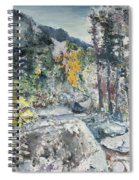 The Enchantments Spiral Notebook