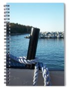 Washington Island 1 Spiral Notebook