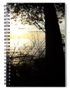 Washington Island Morning 1 Spiral Notebook