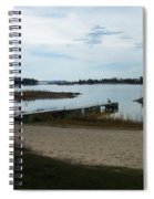 Washington Island Shore 2 Spiral Notebook