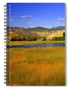 Washington Landscape Spiral Notebook