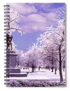 Washington Square Park Spiral Notebook