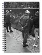 Washington Street Photography 1 Spiral Notebook
