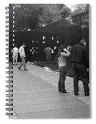 Washington Street Photography 2 Spiral Notebook