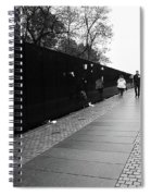 Washington Street Photography 3 Spiral Notebook