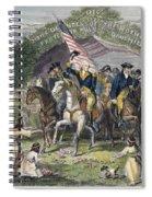 Washington: Trenton, 1789 Spiral Notebook