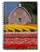 Washington, View  Spiral Notebook