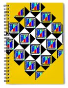 Wasp Nest Spiral Notebook