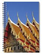 Wat Benjamabophit Spiral Notebook