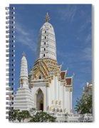 Wat Phitchaya Yatikaram Prangs Dthb1186 Spiral Notebook