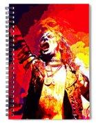 Watain Spiral Notebook